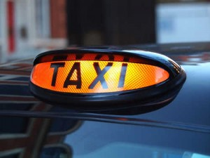 Get to inlingua Cheltham by Taxi